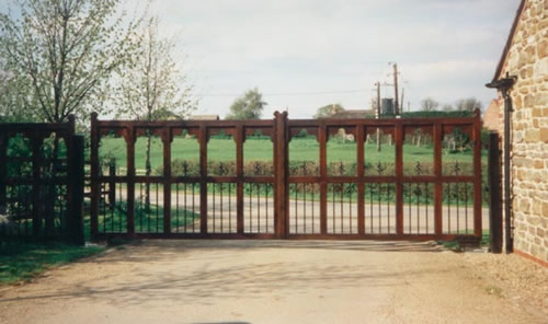Residential Gates Gallery